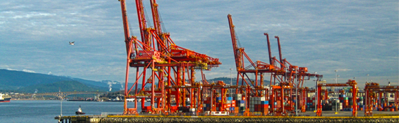 Vancouver Port Container Trucking Annual Overview
